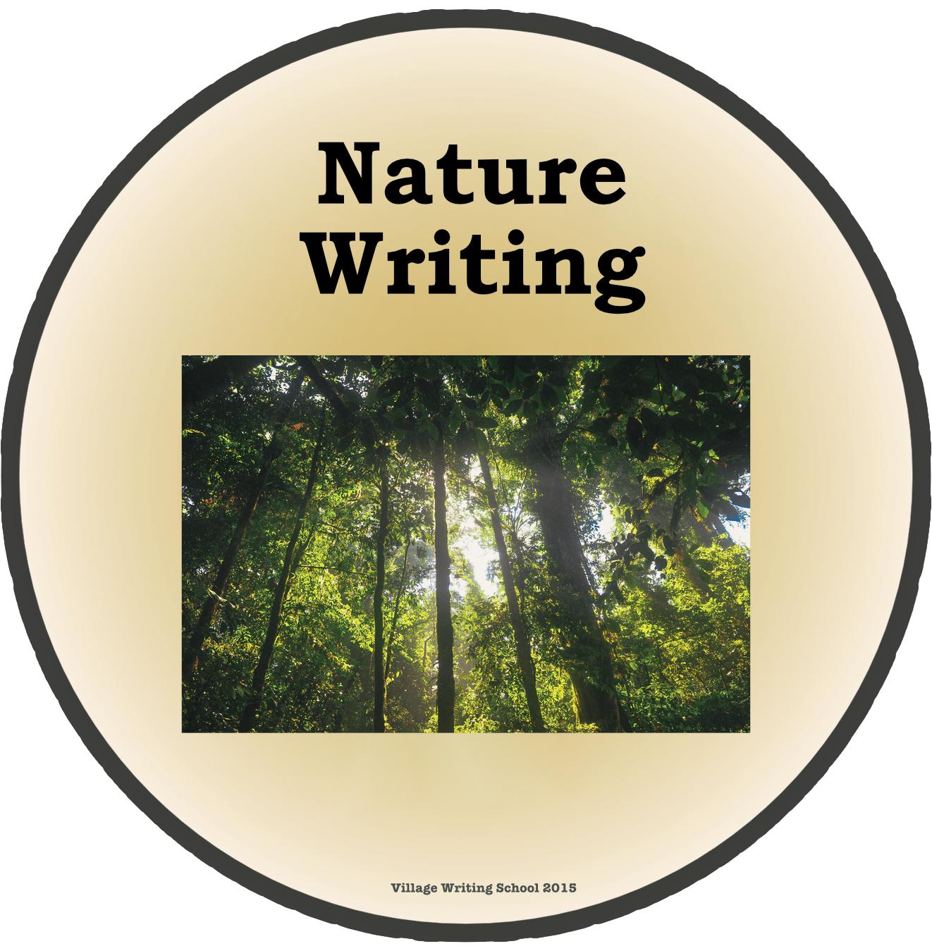 nature essay writing