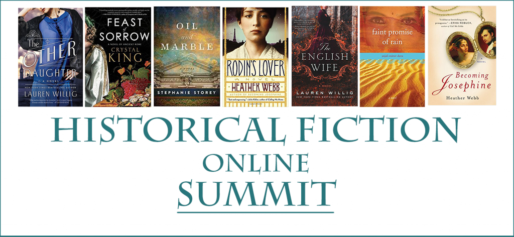 Historical Fiction Online Summit - Village Writing School